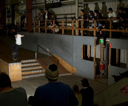scram comp front crook