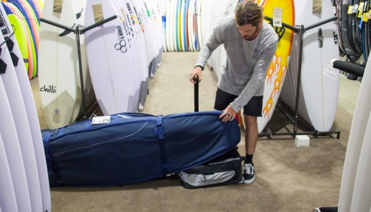 O&E Surf Carry On Wheel Bag