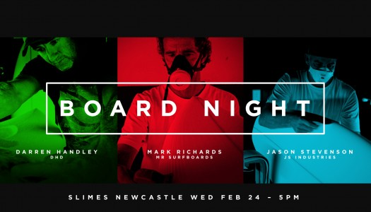 Newcastle Board Night