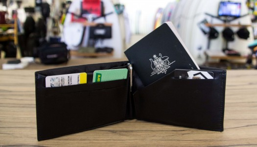 Ripcurl Passport Wallet