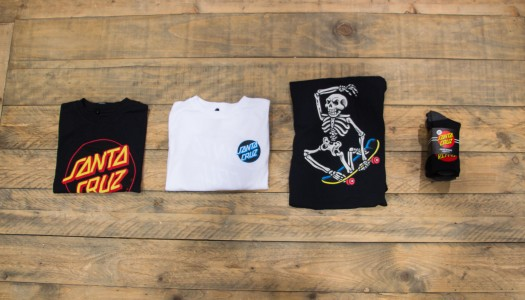 Boys Santa Cruz Apparel