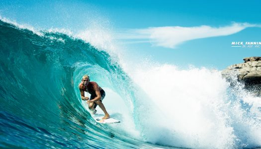 Mick Fanning Ducks Nuts – DHD