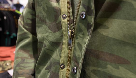 Thrills Army Trench Jacket